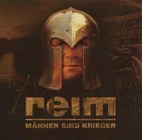 Cover Reim - Männer sind Krieger