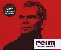 Cover Reim - Unberechenbar