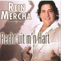 Cover Rein Mercha - Recht uit m'n hart