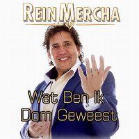 Cover Rein Mercha - Wat ben ik dom geweest