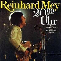Cover Reinhard Mey - 20.00 Uhr