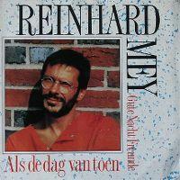 Cover Reinhard Mey - Als de dag van toen
