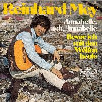 Cover Reinhard Mey - Annabelle, ach Annabelle