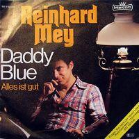 Cover Reinhard Mey - Daddy Blue