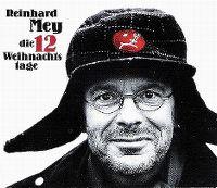 Cover Reinhard Mey - Die 12 Weihnachtstage