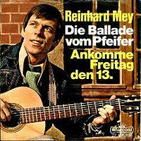Cover Reinhard Mey - Die Ballade vom Pfeifer