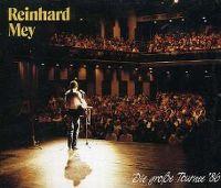Cover Reinhard Mey - Die große Tournee '86