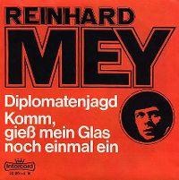 Cover Reinhard Mey - Diplomatenjagd