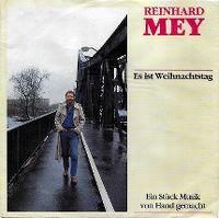 Cover Reinhard Mey - Es ist Weihnachtstag