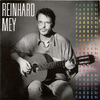 Cover Reinhard Mey - Farben