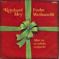 Cover Reinhard Mey - Frohe Weihnacht
