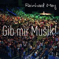 Cover Reinhard Mey - Gib mir Musik!