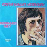 Cover Reinhard Mey - Goede nacht vrienden