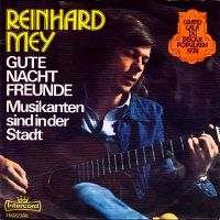 Cover Reinhard Mey - Gute Nacht Freunde