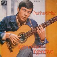 Cover Reinhard Mey - Irgendwann - Irgendwo