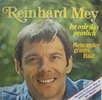 Cover Reinhard Mey - Ist mir das peinlich