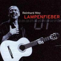 Cover Reinhard Mey - Lampenfieber - Live