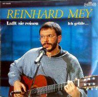 Cover Reinhard Mey - Lasst sie reisen