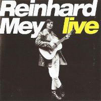 Cover Reinhard Mey - Live