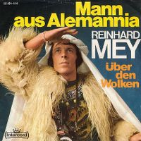 Cover Reinhard Mey - Mann aus Alemannia