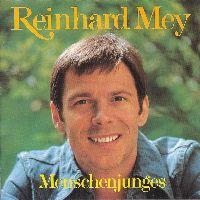 Cover Reinhard Mey - Menschenjunges
