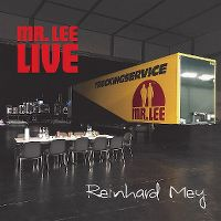 Cover Reinhard Mey - Mr. Lee Live