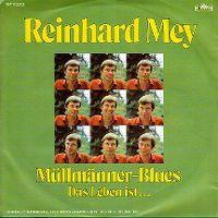 Cover Reinhard Mey - Müllmänner-Blues