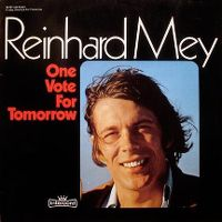 Cover Reinhard Mey - One Vote For Tomorrow