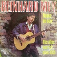 Cover Reinhard Mey - Rouge ou noir