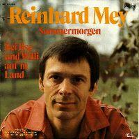 Cover Reinhard Mey - Sommermorgen
