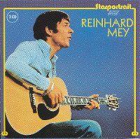 Cover Reinhard Mey - Starportrait