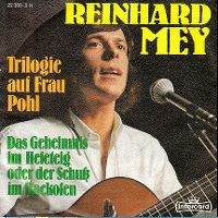 Cover Reinhard Mey - Trilogie auf Frau Pohl