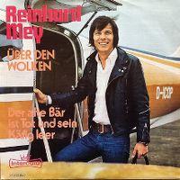 Cover Reinhard Mey - Über den Wolken