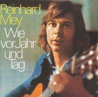 Cover Reinhard Mey - Wie vor Jahr und Tag
