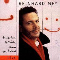 Cover Reinhard Mey - Zwischen Zürich und zu Haus - Live