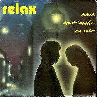 Cover Relax - Bleib heut' Nacht bei mir