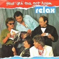 Cover Relax - Heut' geh' ma net hoam