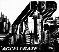 Cover R.E.M. - Accelerate