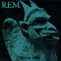 Cover R.E.M. - Chronic Town