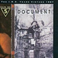 Cover R.E.M. - Document