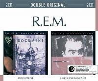 Cover R.E.M. - Document + Lifes Rich Pageant