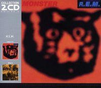Cover R.E.M. - Green + Monster