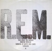 Cover R.E.M. - Talk About The Passion