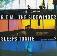 Cover R.E.M. - The Sidewinder Sleeps Tonite