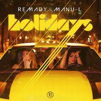 Cover Remady & Manu-L - Holidays