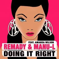 Cover Remady & Manu-L feat. Amanda Wilson - Doing It Right