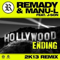 Cover Remady & Manu-L feat. J-Son - Hollywood Ending