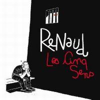 Cover Renaud - Les cinq sens