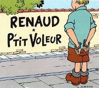 Cover Renaud - P'tit voleur