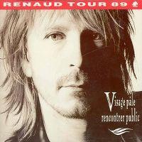 Cover Renaud - Visage pâle rencontrer public